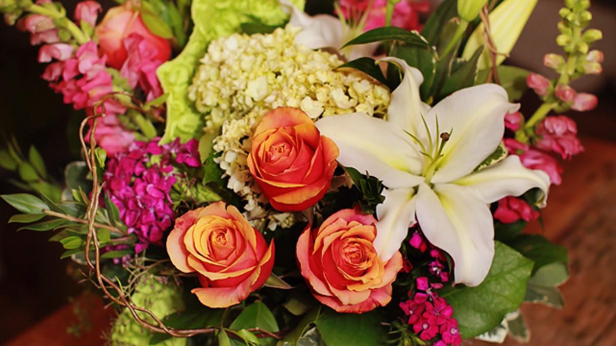 Fresh Flowers Flower Arrangements Wedding Flowers French Peas